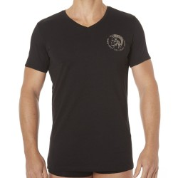 T-Shirt Only The Brave Noir Diesel