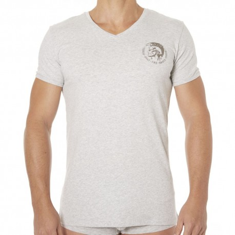 Only The Brave T-Shirt - Grey