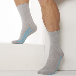 Chaussettes Only The Brave Grises Diesel