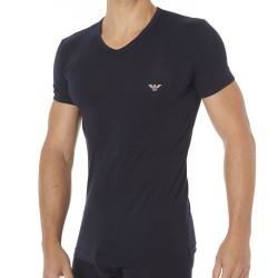 T-Shirt Fancy Back to the 90\'s Marine Emporio Armani
