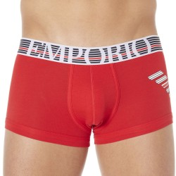 Boxer Fancy Back to the 90's Rouge Emporio Armani