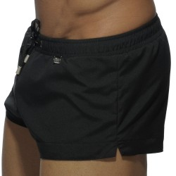 Short de Bain Noir ES Collection