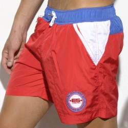 Short de Bain Israel Rouge ES Collection