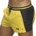 Bicolor Swim Short - Yellow