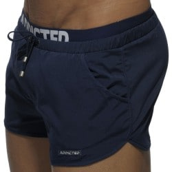 Short de Bain Double Waistband Marine Addicted