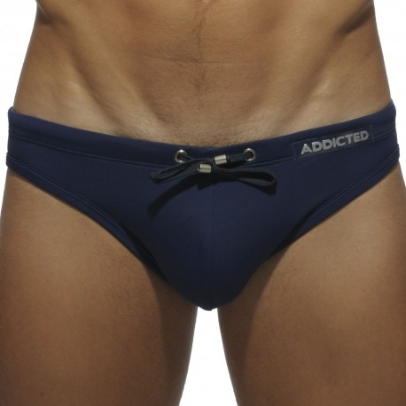 Platinium Swim Brief - Navy