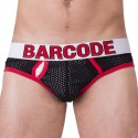 Twenty 9 Mesh Brief - Black