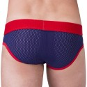 Twenty 9 Mesh Brief - Navy