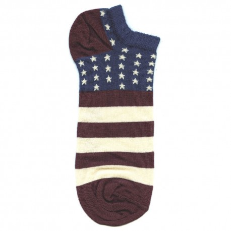 Flag Bobby Socks - USA