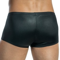Boxer Zip Pants RED 1569 Noir Olaf Benz
