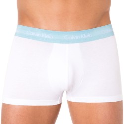 Lot de 3 Boxers Cotton Stretch Blancs Calvin Klein