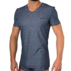 T-Shirt Underdenim Cool 360 Bleu Diesel