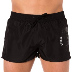 Short de Bain Only The Brave Noir Diesel