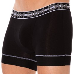 Lot de 2 Boxers 3D Stay & Fit Noirs DIM