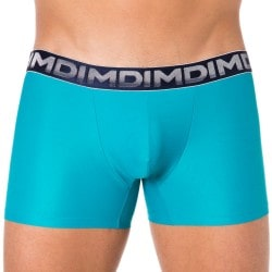 Lot de 2 Boxers Chrome Bleu Nuit - Bleu Lagon DIM