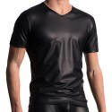 M510 V-Neck T-Shirt - Black