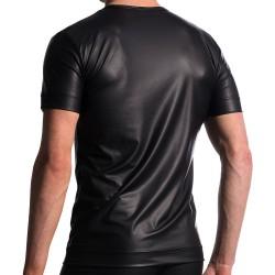 T-Shirt V-Neck M510 Noir Manstore