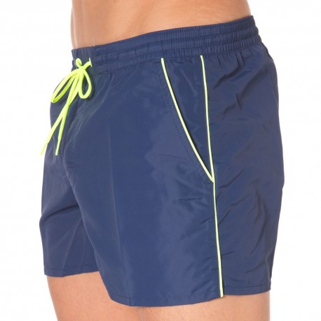 Rosco Swim Short - Navy
