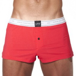 Boxer Short Core Rouge 2Eros