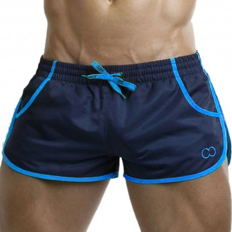 Icon Swim Shorts - Navy