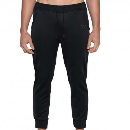 Blk Aktiv Cropped Pants - Black