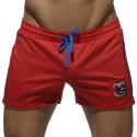 Badge Sport Short - Red