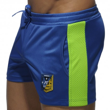 Badge Sport Short - Royal