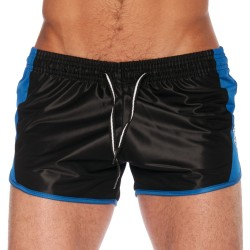 Short Stadium Run Noir - Bleu Curbwear