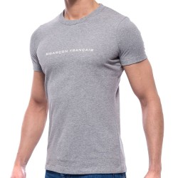 T-Shirt Gris Garçon Français