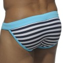Sailor Bikini Swim Brief - Sailor - Turquoise