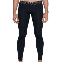 Blk Aktiv Compression Tights - Black 2Eros