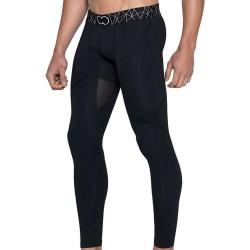 Legging Blk Aktiv Compression Noir 2Eros