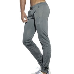Pantalon Casual Geometric Gris ES Collection