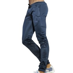 Pantalon Casual Geometric Marine ES Collection