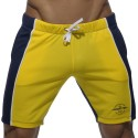 Volx69 Knee Pants - Yellow - Navy