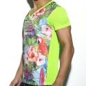 Tropical T-Shirt - Green