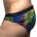 Vivid Palm Swim Brief