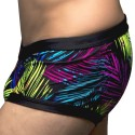 Vivid Palm Swim Boxer