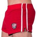 Benito Reversible Short - Black - Red