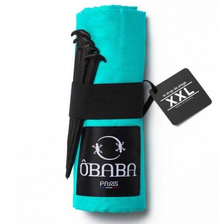 Drap de plage XXL Moorea Turquoise