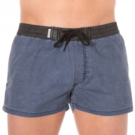 Waterdenim Swim Short - Navy