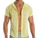 Flame Shirt - Yellow