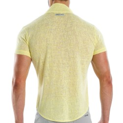 Flame Shirt - Yellow Modus Vivendi