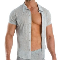 Flame Shirt - Grey Modus Vivendi