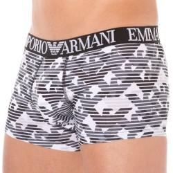Boxer Fancy All Over Printed Eagle Noir Emporio Armani