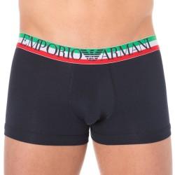 Boxer Fancy Italian Logoband Marine Emporio Armani