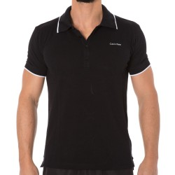 Polo Core Solids Noir Calvin Klein