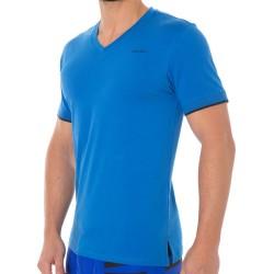 Core Solids T-Shirt - Princess Blue Calvin Klein