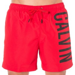 Short de Bain CK One Intense Power Rouge Calvin Klein
