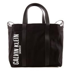 Sac de Plage Noir Calvin Klein